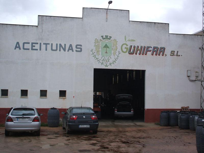 ACEITUNAS GÜIFRA, S.L.