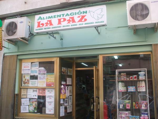 ALIMENTACIÓN LA PAZ