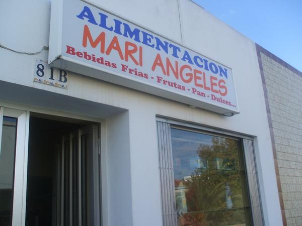 ALIMENTACIÓN MARIA ANGELES