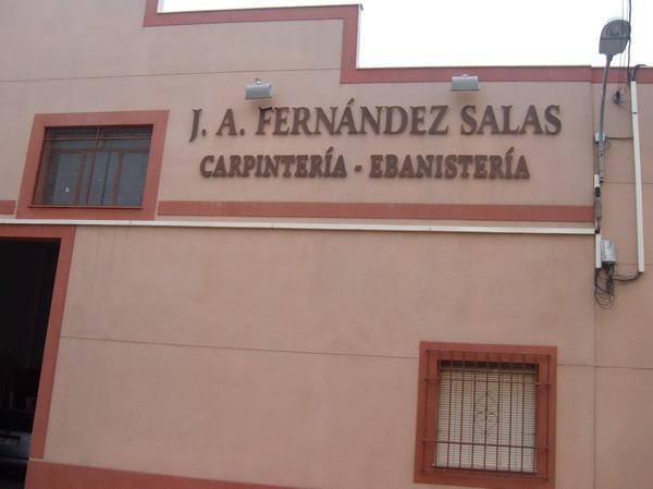 CARPINTERÍA FERNÁNDEZ SALAS, S.L.