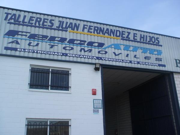 TALLERES JUAN FERNÁNDEZ E HIJOS