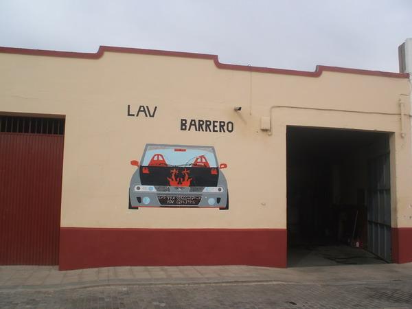 LAVADO Y ENGRASE BARRERO