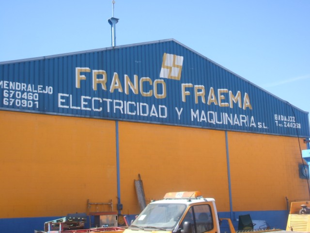 FRANCO ELECTRICIDAD Y MAQUINARIA, S.L.