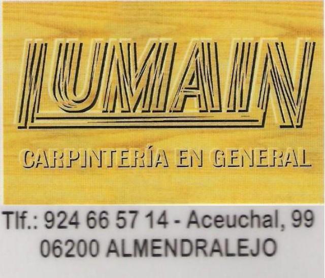 CARPINTERÍA LUMAIN