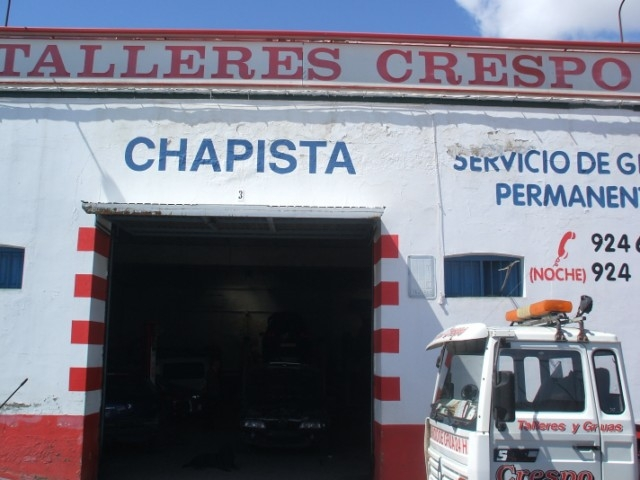 TALLERES CRESPO