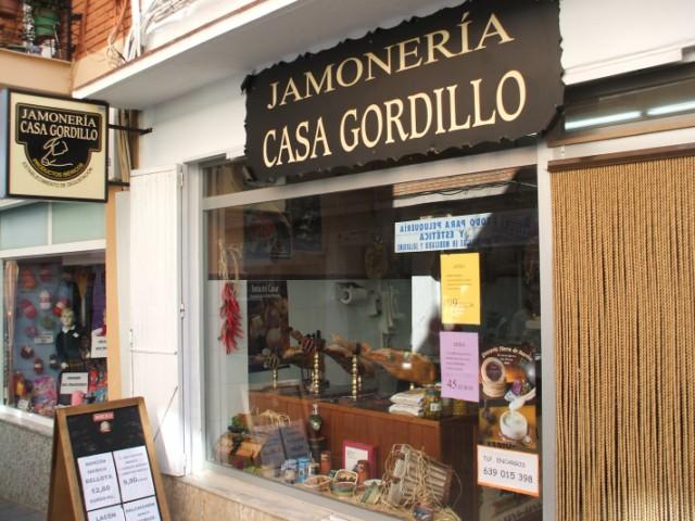 JAMONERÍA CASA GORDILLO