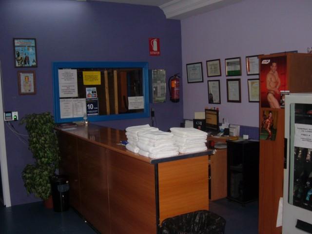 GIMNASIO CLUB DEPORTIVO ÍNDALO