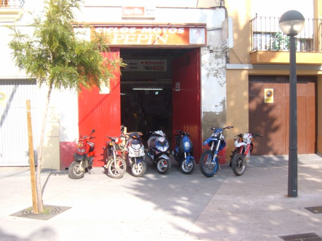 CICLOS MOTOS PEPÍN