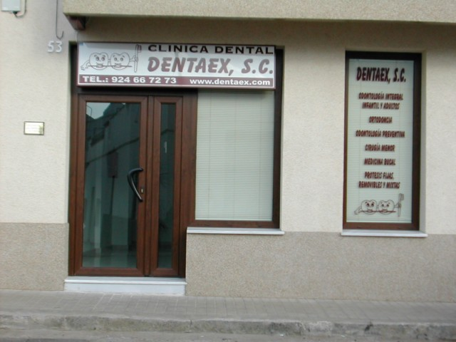CL?NICA DENTAL DENTAEX, S.L.P.