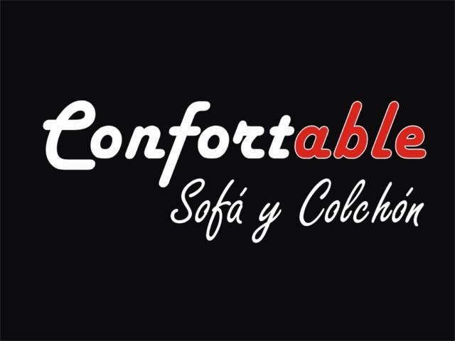 CONFORTABLE, SOFÁ Y COLCHÓN