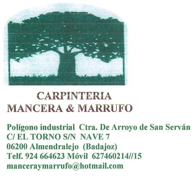 CARPINTERÍA NTRA. SRA. DE LA PIEDAD, C.B.