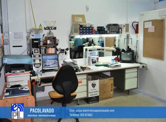 ELECTRÓNICA PACO LAVADO