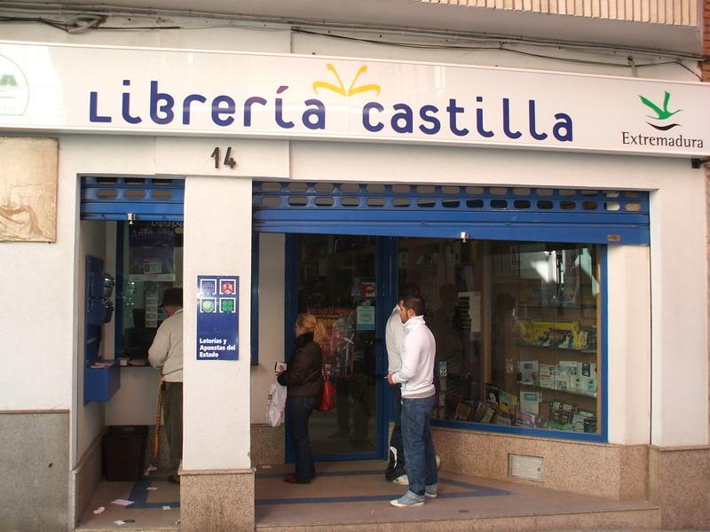 LIBRERÍA CASTILLA