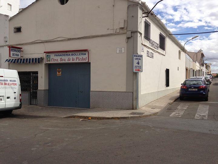PANADERÍA NTRA. SRA. DE LA PIEDAD