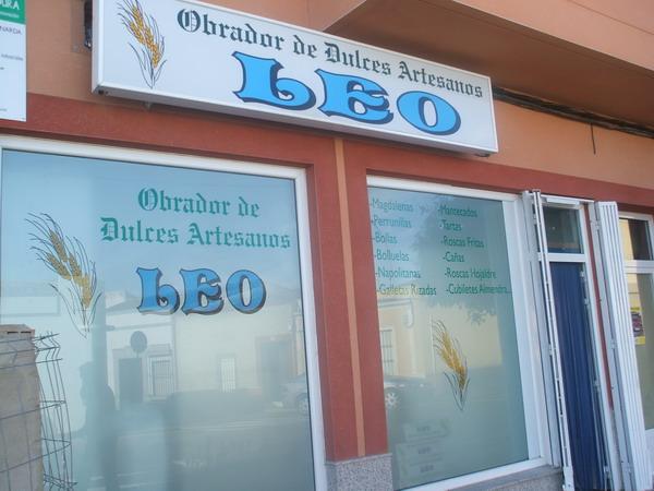 OBRADOR DE DULCES LEO