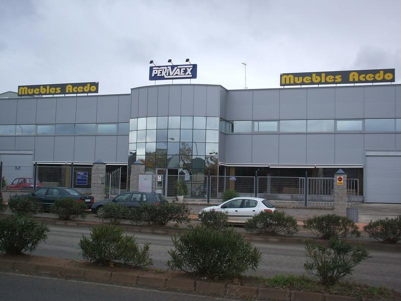 MUEBLES ACEDO, S.L.