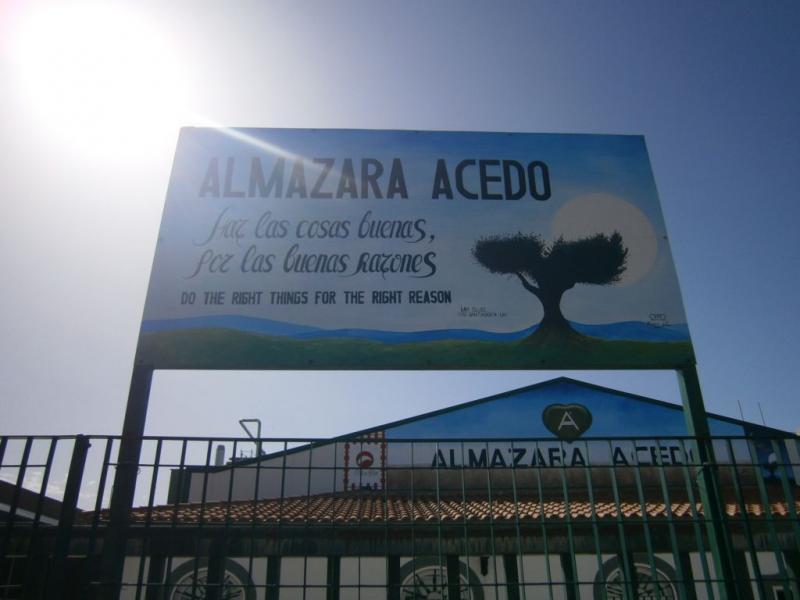 ALMAZARA ACEDO