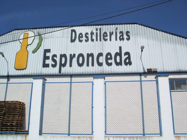 DESTILERÍAS ESPRONCEDA, S.L.