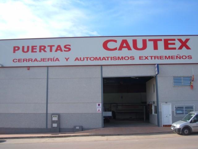 PUERTAS CAUTEX