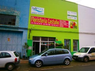 FLORISTERÍA CASTAÑO