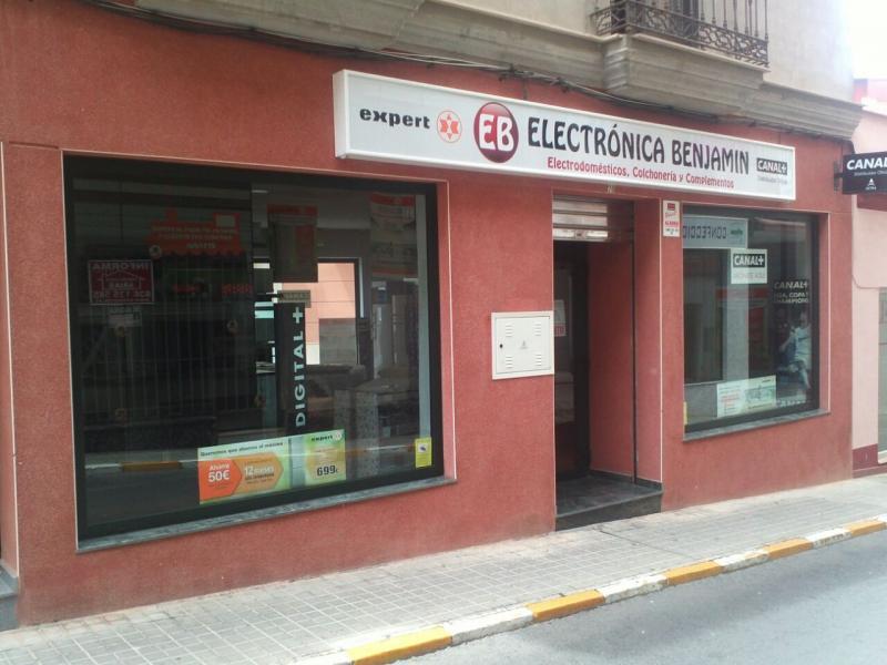 ELECTRÓNICA BENJAMÍN