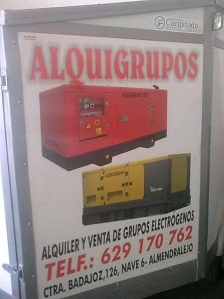 ALQUIGRUPOS