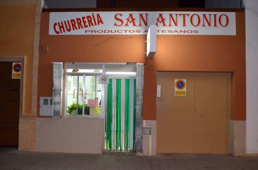 CHURRERÍA SAN ANTONIO I