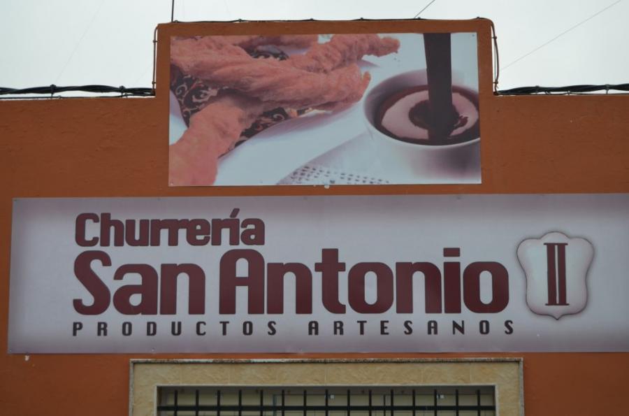 CHURRERÍA SAN ANTONIO II