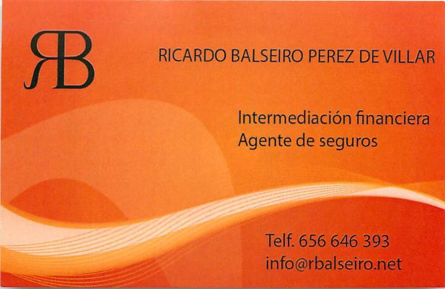 RICARDO BALSEIRO PÉREZ DE VILLAR
