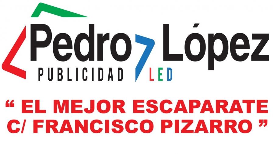 PEDRO LÓPEZ PUBLICIDAD LED