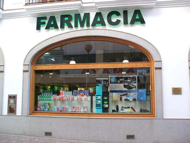 FARMACIA ALCÁNTARA