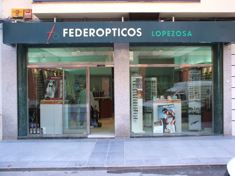 FEDERÓPTICOS LOPEZOSA