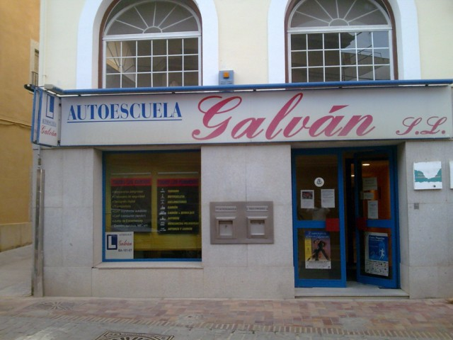 AUTOESCUELA GALVÁN, S.L.