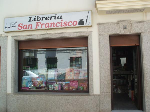 LIBRERÍA SAN FRANCISCO