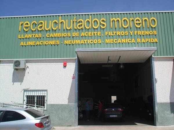 RECAUCHUTADOS MORENO
