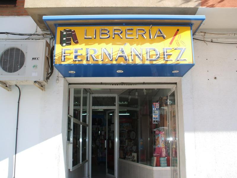 LIBRERÍA FERNÁNDEZ