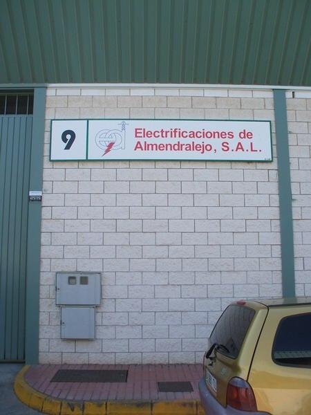 ELECTRIFICACIONES DE ALMENDRALEJO, S.L.