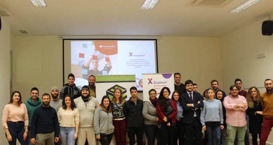 Inauguración Programa Emprendimiento Explorer