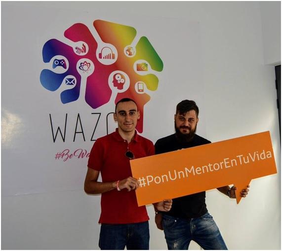Primeras relaciones de mentoring con participantes del programa Yuzz
